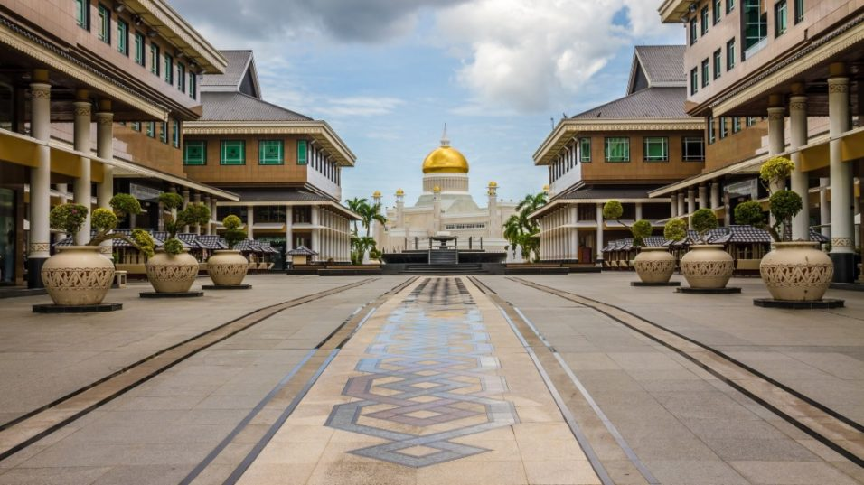 Brunei Is An Islamic Country Practising Islamic Law, Is it